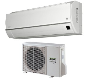 An inverter split system