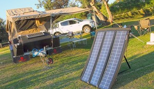 flexible camping solar panels